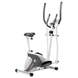 AsVIVA Crosstrainer & Heimtrainer C16 Bluetooth 2 in 1 Cardio white