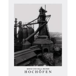Hochöfen als Buch von Bernd Becher/ Hilla Becher