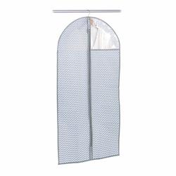 Kleiderschutzhülle, Kleidersäcke, 155572-0 weiß Maße (B/T/H): 120/60/1,5 cm weiß