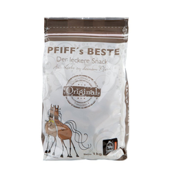 PFIFF Leckerlibeutel PFIFF´s BESTE Pferdebonbons (2 Beutel a 1 kg)