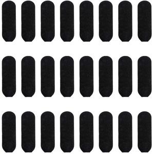 FOMIYES 60 Stück Ersatzpads Schleifpapier Scheiben selbstklebend Pediküre Fußfeile Haut Hühneraugen Hornhaut Entferner Füße Raspel Fußfeile Hornhautentferner Ersatzpads