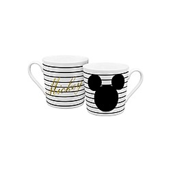 Tasse Mickey gold glitzer 350ml