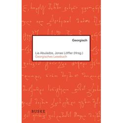 Georgisches Lesebuch als Buch von