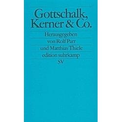 Gottschalk  Kerner & Co.. ROLF PARR (HG.)  - Buch