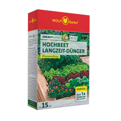 Hochbeet Langzeitdünger EnergyDepot 15m² | ED-HB 0.81 kg