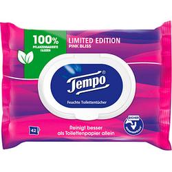 Tempo Feuchttücher Limited Edition 42 Tücher