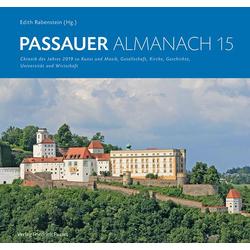 Passauer Almanach 15 als Buch von