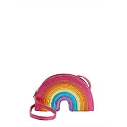 Next Handtasche Tasche mit Regenbogen