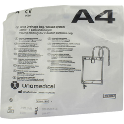 Urinbeutel A4 Drainage