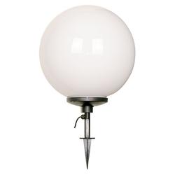 s.LUCE LED Gartenleuchte Globe Ø 50cm