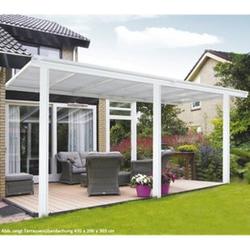 Home Deluxe 8399 Terrassenüberdachung, 557 x 226/278 x 303 cm