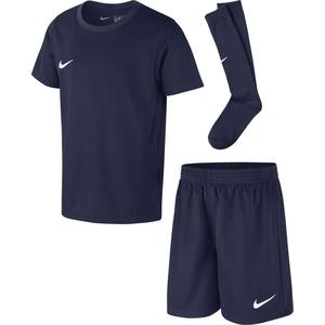 Nike Kinder Park 20 Kit K Fußball Trikot-Set, Midnight Navy/Midnight Navy/White, XL