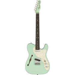 FENDER LTD Two-Tone Telecaster EB SG - E-Gitarre