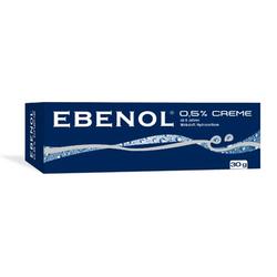 EBENOL 0,5% Creme 30 g