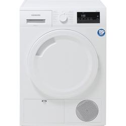 Siemens WT43HV00 Wärmepumpentrockner - Weiß