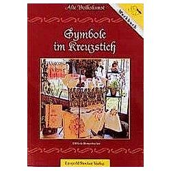 Symbole im Kreuzstich. Elfriede Rottenbacher  - Buch