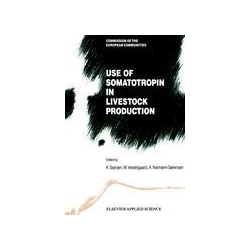 Use of Somatotropin in Livestock Production als Buch von