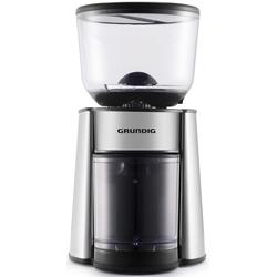 Grundig Kaffeemühle CM 6760, Scheibenmahlwerk, Kaffeemühle, 25214544-0 schwarz schwarz