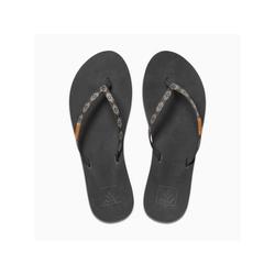 Flip-Flops REEF - Slim Ginger Beads Black (BLA)