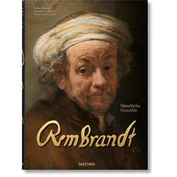 Rembrandt. Sämtliche Gemälde als Buch von Volker Manuth/ Marieke de Winkel/ Rudie van Leeuwen/ Rembrandt Harmensz van Rijn