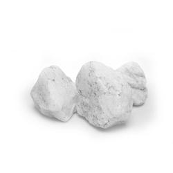 Gabionensteine Kristallquarz GS, 60-120, 30 kg Big Bag