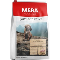 Mera pure sensitive Junior Truthahn Reis 1 kg