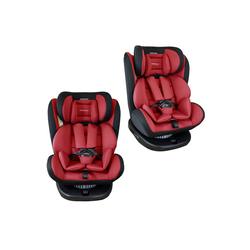 XOMAX Autokindersitz XOMAX 916 Auto Kindersitz Drehfunktion und ISOFIX für Kinder 0-36kg, 8,60 kg, Für Kinder von 0Kg bis 36Kg (ca. 1 - 12 Jahre) rot