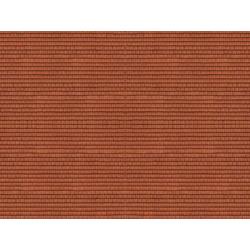 NOCH 0056965 N 3D-Kartonplatte Dachziegel