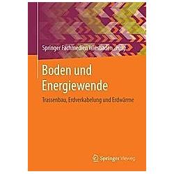 Boden und Energiewende - Buch
