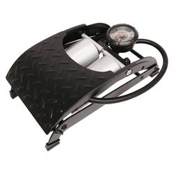 Doppelzylinder - Fußluftpumpe Premium