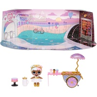 MGA Entertainment L.O.L. Surprise! Furniture with Doll- BB Auto Shop - Spice