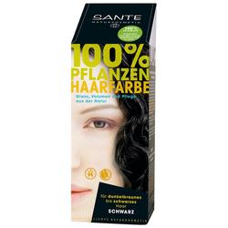 Sante Schwarz Haarfarbe 100g