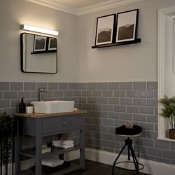 Omedeo LED Wandleuchte für Badezimmer