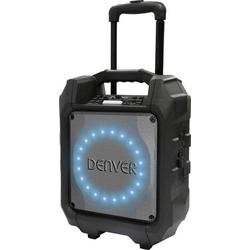 Denver TSP-305 Mobiler PA Lautsprecher 16.5cm 6.5 Zoll akkubetrieben 1St.