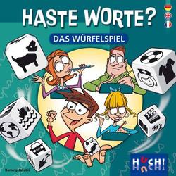 Hutter Haste Worte Das Würfelspiel Haste Worte - Das Würfelspiel 880352