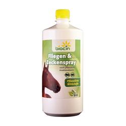 Zecken Fliegen Spray »Biocin« Zeckenabwehr Fliegenabwehr · 2l
