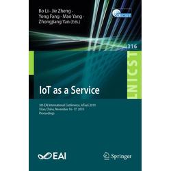 IoT as a Service: eBook von