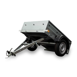 Pkw-Anhänger Garden Trailer 150, Ladefläche 150x106 cm, 750kg