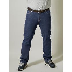 Bi-Stretch Jeans Men Plus Dark blue