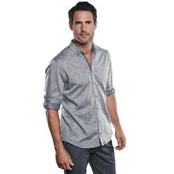Stylisches Langarmhemd Engbers Marineblau