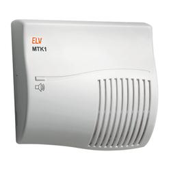 ELV Komplettbausatz MP3-Türklingel MTK1