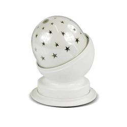 X4-Life rotierendes LED Stimmungs- und Nachlicht Stern 701642