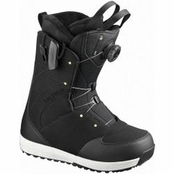 Salomon Snowboard - Ivy Boa Black/Pale L - Damen Snowboard Boots - Größe: 24,5