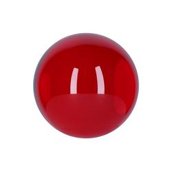 Rollei Lensball Objektiv rot