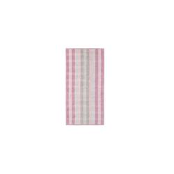 Cawö Duschtuch Noblesse Interior Streifen in rose, 80 x 150 cm