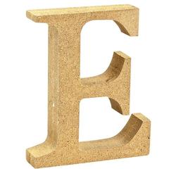 """VBS Buchstaben """"MDF"""" 8 cm x 1,5 cm bunt Buchstabe """"E"""""""