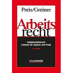 Arbeitsrecht: Arbeitsrecht. Stefan Greiner  - Buch