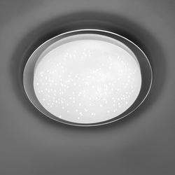 Skyler LED Deckenleuchte 1x 8W 3000-6000K Chrom