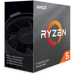 AMD Prozessor AMD Ryzen 5 3600 Box AM4 (3,600GHz) with Wraith Stealth cooler