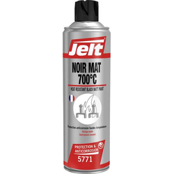 Jelt NOIR MAT 700°C 005771 Hochtemperaturlack 400ml